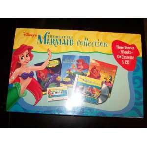 Little Mermaid (Book & CD ) (Fairy Tale Classics): Books