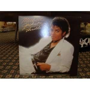 MICHAEL JACKSON THRILLER ALBUM 1982 GREAT CONDITION