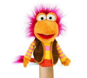 Rock Gobo Jim Henson Muppets Forever Collection Hand Puppet