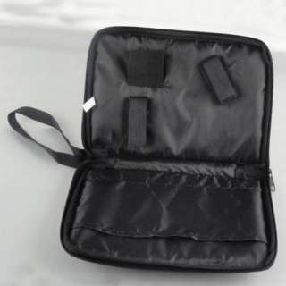 New 12 Firearm Hand Gun Pistol Soft Padded Handgun Bag Case