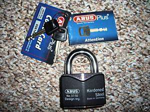 HIGH SECURITY PADLOCK, ABUS PADLOCK 4 HASP TRUCK LOCK