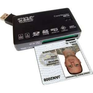 SGT122 CAC Smart Card Reader, 81 In One Multi Memory SDXC