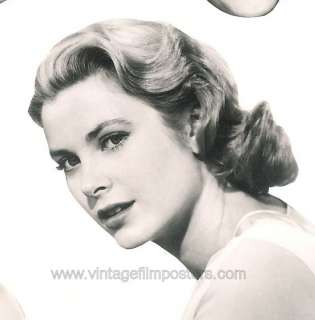 GRACE KELLY & Men in Her Life, 1955 still by BUD FRAKER